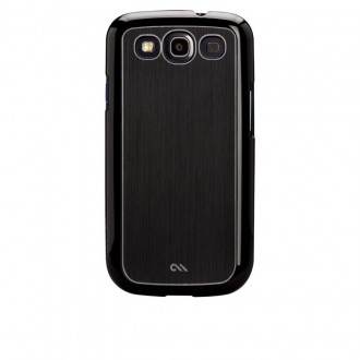 Case Mate Barely There Aluminum שחור לגלקסי 3
