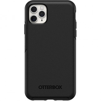 Otterbox Symmetry שחור מגן לאייפון 11 פרו מקס