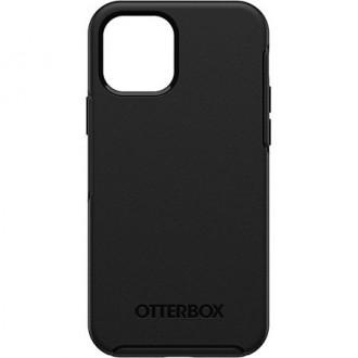 Otterbox Symmetry שחור מגן לאייפון 12 פרו מקס