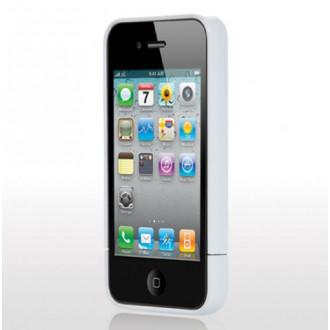 Skech Shine לבן כיסוי לאייפון 4 / 4S iPhone