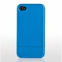 Skech Shine כחול כיסוי לאייפון 4 / 4S iPhone