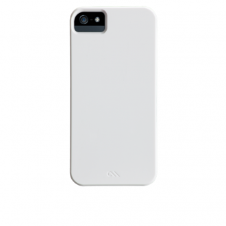 Case Mate Barely There לבן לאייפון 5 / 5S