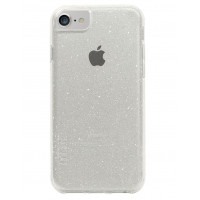 Skech Matrix שקוף נצנץ כיסוי לאייפון 7 iPhone