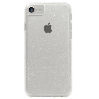 Skech Matrix שקוף נצנץ כיסוי לאייפון iPhone SE
