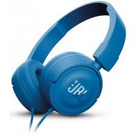 אוזניות JBL T450 - כחול