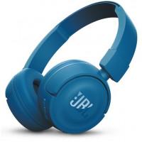 אוזניות JBL T450BT - כחול