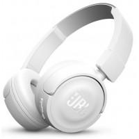 אוזניות JBL T450BT - לבן