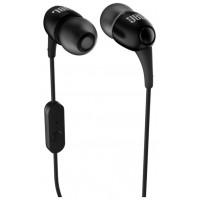 אוזניות חוטיות JBL T100A - שחור