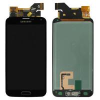 החלפת מסך LCD+מגע מקורי Samsung Galaxy S5 סמסונג