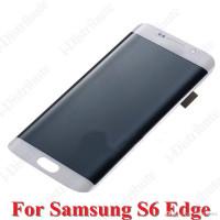 החלפת מסך LCD+מגע מקורי Samsung Galaxy S6 Edge