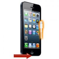 החלפת מיקרופון Apple iPhone 5