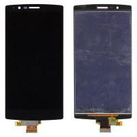 החלפת מסך LCD+מגע מקוריים LG G4 כולל מסגרת