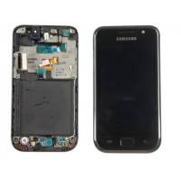 החלפת מסך LCD+מגע מקוריים Samsung Galaxy S1 כולל מסגרת