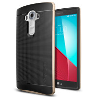 Spigen Neo Hybrid זהב LG G4