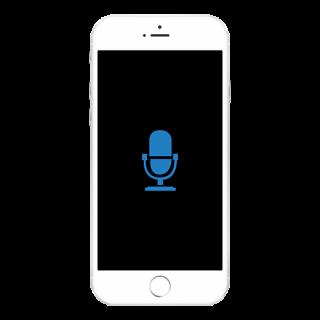 החלפת מיקרופון לאייפון 8 פלוס Apple iPhone