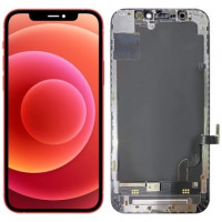 החלפת מסך LCD+מגע Apple iPhone 12 אפל