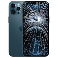 החלפת מסך LCD+מגע אייפון Apple iPhone 12 Pro Max אפל
