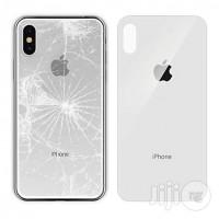 החלפת פאנל אחורי אייפון Apple iPhone X אפל