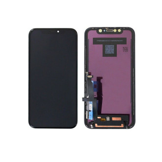 החלפת מסך LCD+מגע Apple iPhone XR אפל